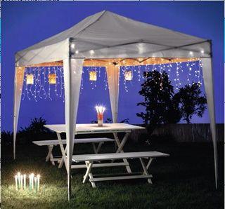 Canopy night